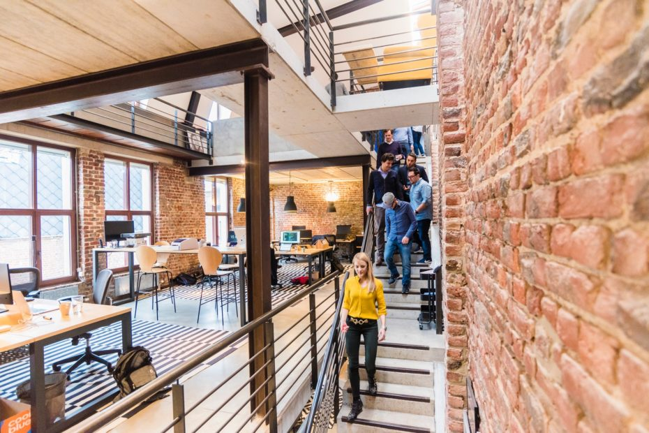 The Future of Office Space is Flexible | McCue House