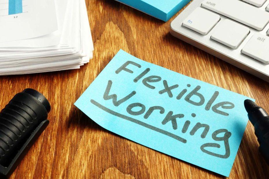 McCue House - Flexible Working